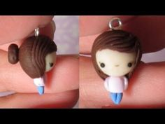 step by step clay chibi - Buscar con Google