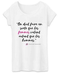 Citation Emmeline Pankhurst Emmeline Pankhurst, Boutique, T Shirt, Tops, Women, Quote, Supreme T Shirt, Tee Shirt, Boutiques