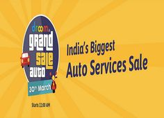 The Biggest Auto Services Sale is here! Mind-blowing Discounts. Coupons Inside…