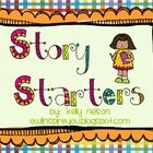 This is a packet of story starters for use in your writing center or during writing workshop.  There are three sections: narrative topics, exposito...