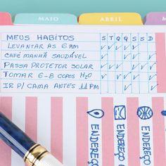 Para mudar hábitos precisamos de motivação. O Daily Planner é motivador e te ajuda a realizar seus sonhos. Compre online - www.paperview.com.br • Receba em casa #meudailyplanner #planner2016 #dailyplanner #loveplanner #organização #feitoamao #trend
