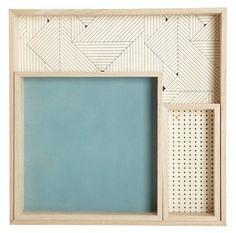 Plateau Deco / Bois - Set de 3 Bois clair - House Doctor - Décoration et mobilier design avec Made in Design