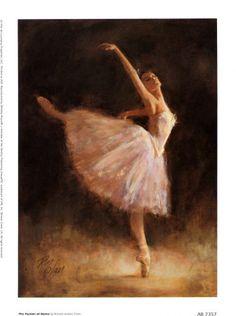 Cordelia's decor Idea's The-Passion-Of-Dance Art Paintings.