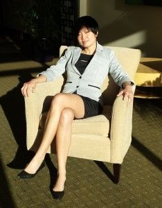 Jessica Sun, Co-Founder & CEO - Reality Crowd TV
