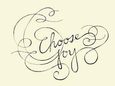 Annie Ink: Choose Joy