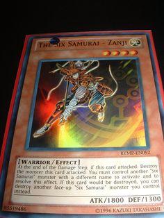 Legendary Six Samurai - Zanji