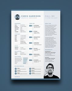 10 free resume templates—We dig out some of the best free résumé templates that are perfect for getting you that next job; Examples; Details>