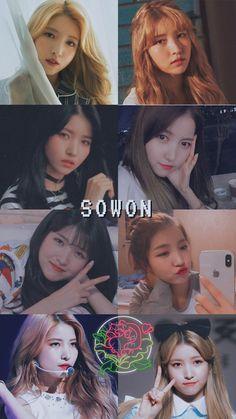 Kpop Girl Groups, Kpop Girls, Gfriend Sowon, G Friend, Music, Singers, Movie Posters, Wallpapers, Queen