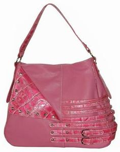 Belts And Buckles Handbag Trendy Purses, Pink Belt, Studded Bag, Belt Buckles, Purses And Handbags, Brand New, Shoulder Bag, My Style, Leather