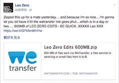 WTFlog: Leo Zeroのリエディット・コレクションが一挙放出(無料DL可)