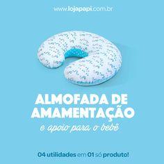 Almofada de Amamentação e Apoio para o bebê.❤️👩👶  Um produto prático e versátil, 4 em 1.  Acompanha as fases de crescimento do seu bebê, da amamentação até a aprender a ficar sentado    ❤️ Acesse o site 👉🏻 www.lojapapi.com.br ,procure pelos códigos 2650 e 2658 e conheca mais opções!      #almofadadeamamentacao #amamentar #4em1 #conforto #segurancadobebe #mamae #bebe #amamentacao #papi #lojapapi #enxovaldobebe