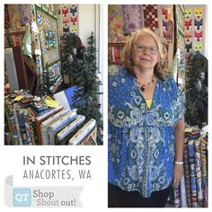 Shout Out to Stitch N Quilt Fabrics in Yakima, WA! | Shop Shout ... : in stitches quilt shop - Adamdwight.com