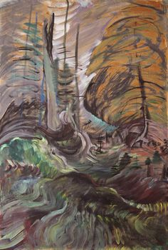 Previously Sold Artwork by Emily Carr at Mayberry Fine Art