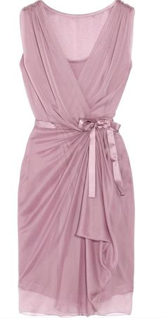 Alberta Ferretti Silk-Chiffon Wrap Dress and other apparel, accessories and trends. Browse and shop 2 related looks. Silk Chiffon, Dress To Impress, Beautiful Dresses, Dress Up, Style Inspiration, Trends, Stylish, Womens Fashion, Alberta Ferretti