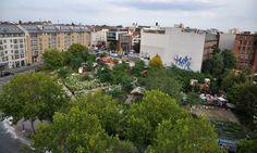 Prinzessinnengarten - community garden BERLIN