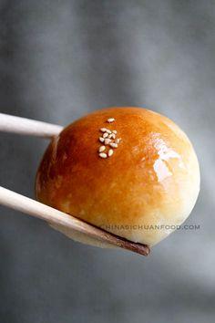 Baked Char Siu Bao | China Sichuan Food