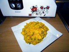 Receta de Arroz con Pollo Monsieur Cuisine Lidl Silvercrest - YouTube Breakfast, Kitchen, Ideas Decoración, Food, Salads, Chicken Rice Recipes, Lemon Sorbet, Garlic Prawns, Meals
