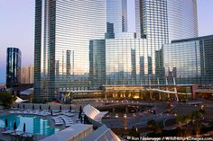 Smoke Free Gorgeous City Center On The Las Vegas Strip Featuring Vdara Hotel And