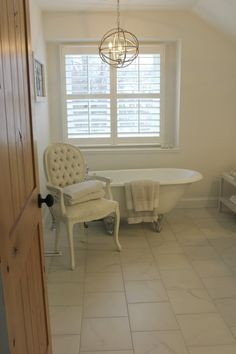 Newly installed custom plantation shutters by Riverwood Shutters and Blinds at Hello Lovely's fixer upper