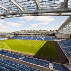Amex Stadium, new home of the mighty Seagulls is voted best new sporting venue in the world!