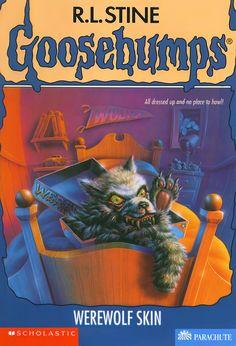 Goosebumps the werewolf of fever swamp goosebumps - Goosebumps werewolf in the living room ...