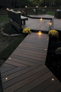 Cool 48 Inspiring Backyard Lighting Ideas https://homeylife.com/48-inspiring-backyard-lighting-ideas/ #outdoorlighting