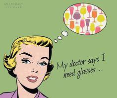 #Optometry #Ophthalmology #Puns www.rosemontmedia.com