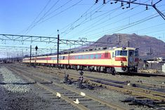 特急『白鳥』2003D Electric Locomotive, Steam Locomotive, Magnetic Levitation, Civil Engineering, Diesel Engine, Around The Worlds, Japan, Japanese