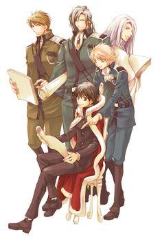 kyo kara maoh funny | Kyo Kara Maoh! -- Manga You'd Like to See More of