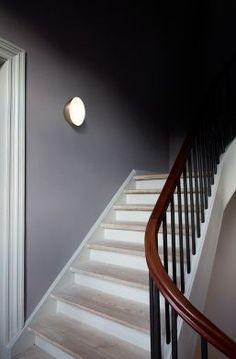 Peinture cage escalier peinture cage d 39 escalier pinterest - Peinture escalier castorama ...