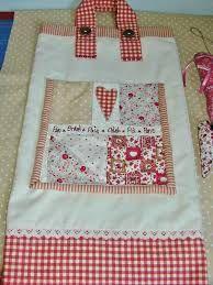 Resultado de imagen de bolsas de pan patchwork