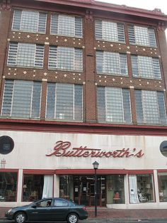 Butterworth's Furniture building, 132 N. Sycamore St., Petersburg VA