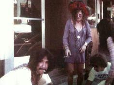 Winnipeg, 1970. The Festival Express.