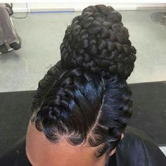 3 Big Braids Pictures 89 striking goddess braid ideas that you are sure to love 3 Big Braids. Here is 3 Big Braids Pictures for you. 3 Big Braids 51 goddess braids hairstyles for black women stayglam. Big Braids, Braids For Black Hair, Girls Braids, Box Braids Bun, Black Women Braids, Beautiful Braids, Gorgeous Hair, Cornrows, Curly Hair Styles