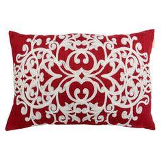 Cordova Red Pillow 12X14