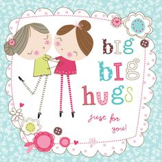 Martina Hogan - big hugs