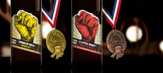 Revolution wins 2 medals.  Order your keg of gold winning Cross of Gold on their website!