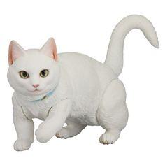 [17년 12월 발매] 카이요도 소프비토이박스 016B 하얀고양이 먼치킨