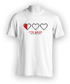 """""""I'm Good"""" Pixel Hearts 