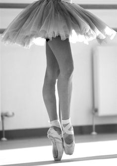 ballet, chica