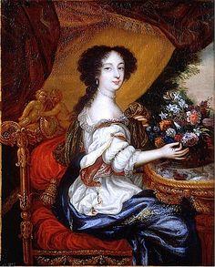 Barbara Villiers, Duchess of Cleveland by Henri Gascar