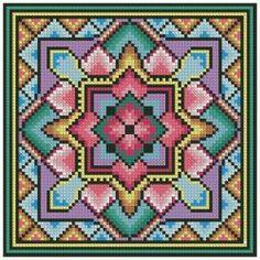 Подушки - Вышитые изделия - Схемы вышивки - Иголка