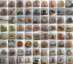 Graphic Designer Dad Illustrates His Kids Lunch Bags Almost Every Day Since 2008
