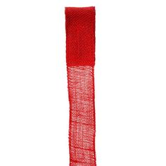 Bulk Buy: Darice DIY Crafts Burlap Ribbon Red Sewn Edge 2.5 inches x 10 yards (6-Pack) 2914-052 >>> Visit the image link more details.
