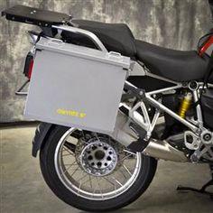 Happy Trial - Aluminum Pannier Kit OWYHEE BMW R1200GSW