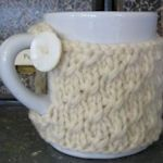 website with 40 different mug cover patterns... sew, knit, & crochet.