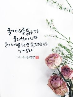 Wise Quotes, Famous Quotes, Inspirational Quotes, Life Skills, Life Lessons, Korean Writing, Korean Quotes, Typography, Lettering