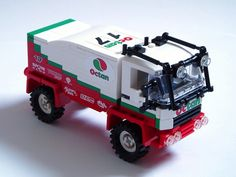 Octan Dakar race truck (3) | Flickr - Photo Sharing!
