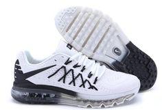 premium selection 02069 cc59a Nike Air Max 2016 De Course Homme Blanc Noir Pas Cher Tenis Asics Gel, Nike