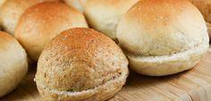 Try these homemade #sandwich buns that are perfect for #burgers, grilled chicken, and any type of sandwich filling.